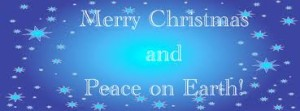 Merry Christmas and Peace on Earth